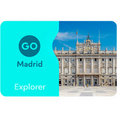 Madrid Explorer Pass - 5 Atrações