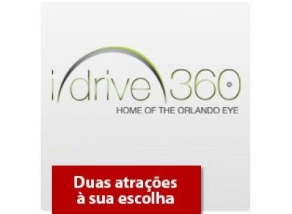 I-Drive 360: The Coca Cola Orlando Eye E SEA LIFE